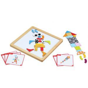 Magnetic Puzzle Box