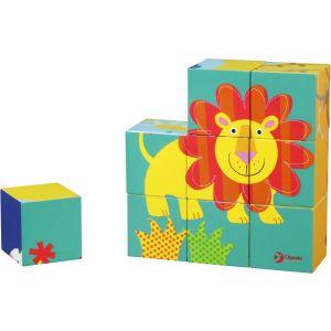 Wild Animal Block Puzzle