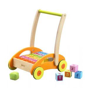 Baby Walker With Blocks