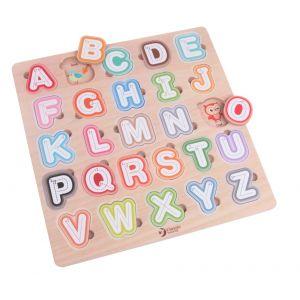 Classic World Alphabet Puzzle
