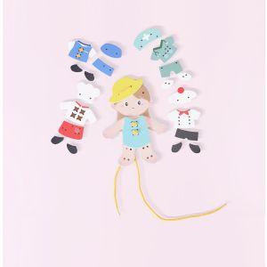 My Job - Girl - Lacing Toy