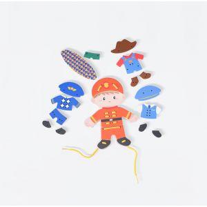 My Job - Boy - Lacing Toy