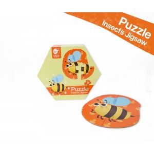 Insects Jigsaw Puzzle