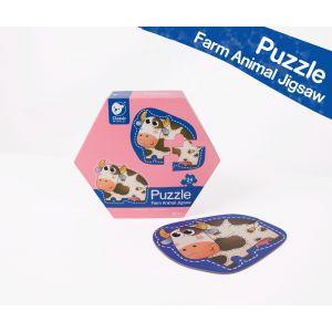 Farm Animal Jigsaw Puzzle