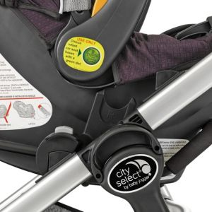 Car Seat Adapter Four Wheeler - Maxi Cosi/Cybex