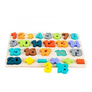 Number Chunky Puzzle