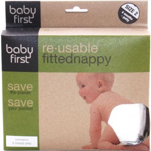 Nappy Liners Sz 2