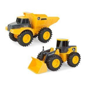 28cm Construction Assortment - Yellow