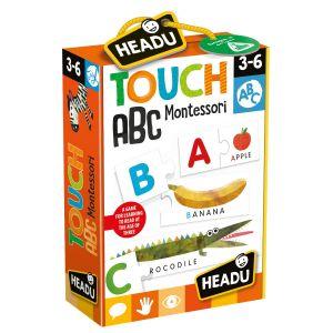 Montessori Touch Abc