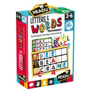 Montessori Letters & Words