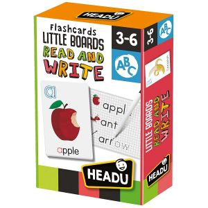 Flashcards Little Boards Read and Write