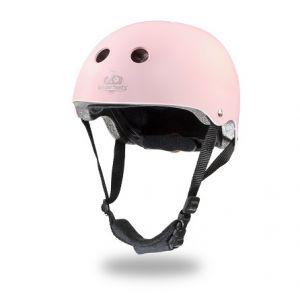 Pink Matte Helmet - Kinderfeets