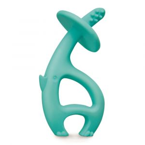 Dancing Elephant Teether - Blue