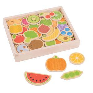 Fruit & Veg Magnets