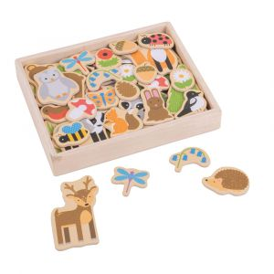 Woodland Magnets