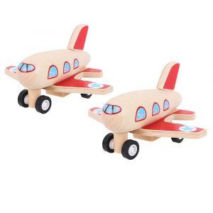 Pull Back Planes (6pk)