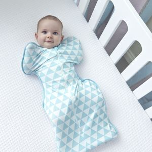 SWADDLE UP™ Bamboo Lite Ocean