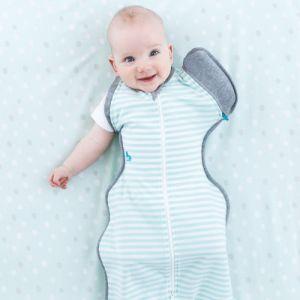 SWADDLE UP™ Transition Sleep Bag Mint