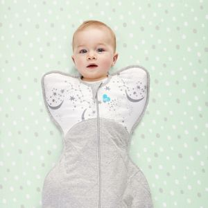 SWADDLE UP™ Winter Warm - White