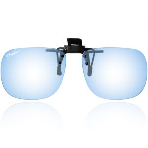 Clip-On Blue Light Adult Glasses