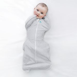 SWADDLE UP™ BAMBOO 1.0 TOG Wave Dot