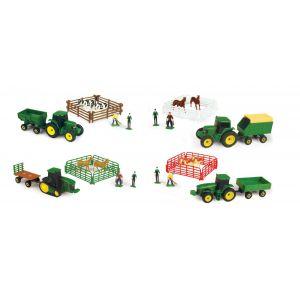 10 Piece Mini Farm Set Assorted