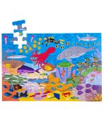 Under the Sea Floor Puzzle (48 piece)