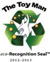 The Toy Man Eco Award