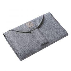 Deluxe Change Mat - Grey