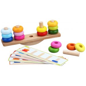 Balancing Stacking Game