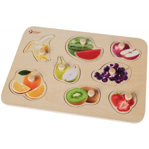New Fruit Puzzle