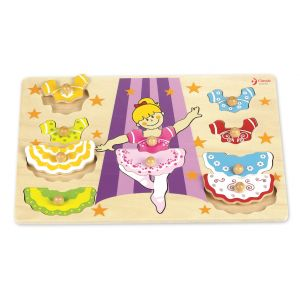 Girl Dressing Puzzle
