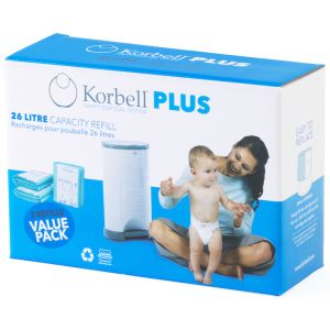 Korbell Plus 3 Refill Pack