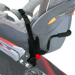 Car Seat Adaptor Three Wheeler - Multi