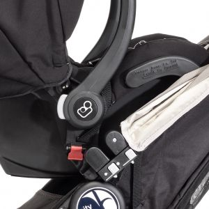 Car Seat Adaptor Three Wheeler - Maxi Cosi/Cybex/Nuna
