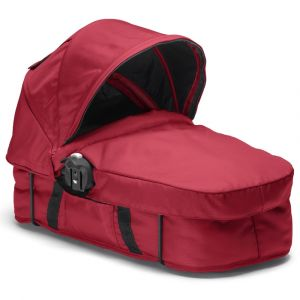 City Select Bassinet Kit Red - Black frame