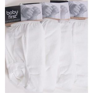 Training Pants White Size 3
