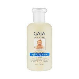 Natural Baby Shampoo 250ml