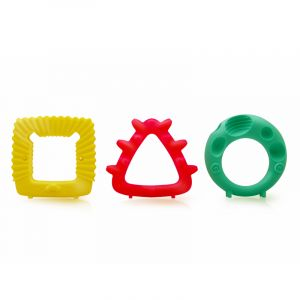 Educational Geometry Animal Teethers