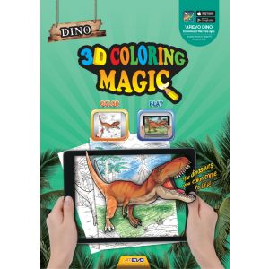 Coloring Dino