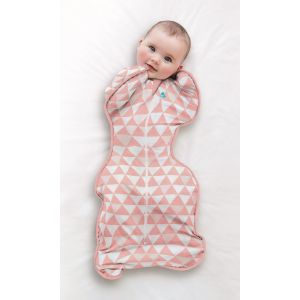SWADDLE UP™ Bamboo Lite Coral