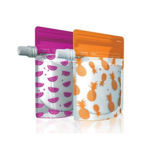 On the Go Food Pouches 10pk