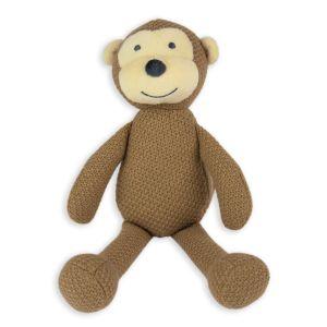 Pearl Knit Toy - Monkey