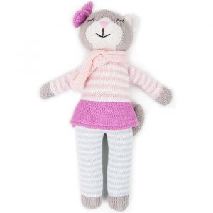 Knit Toy - Kitty