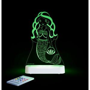 LED Night Light (USB/Battery) - Mermaid