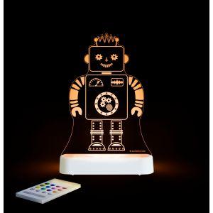 LED Night Light (USB/Battery) - Robot