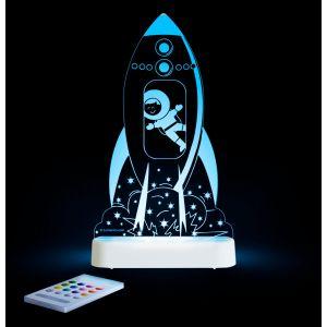 LED Night Light (USB/Battery) - Rocket