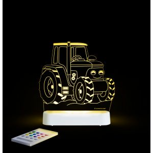 LED Night Light (USB/Battery) - Tractor