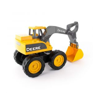 38CM BIG SCOOP EXCAVATOR - Yellow