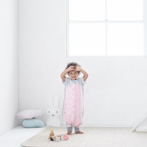 Sleep Suit 1.0 Tog Pink